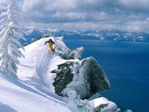 Lake Tahoe's Granlibakken offers snow experience at reasonable price