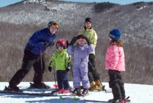 Discount children's ski, snowboard equipment with Any Mountain Trade in Program