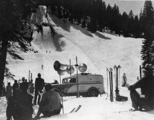 Historical origin of 354 U.S. ski resorts