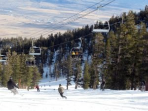Heavenly ski resort in Lake Tahoe receives 24-30 inches of snow in latest storm