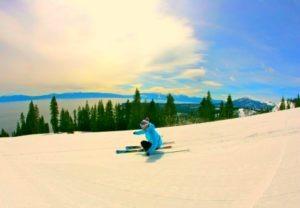 All Lake Tahoe's 14 ski resorts now open; skiers, riders enjoying Squaw's Mountain Run