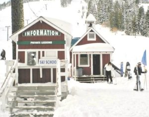 Homewood ski resort opens today