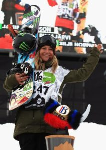 Will Lake Tahoe's Jamie Anderson capture Olympic gold in Women's slopestyle?