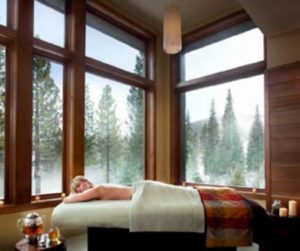 Ritz-Carlton, Lake Tahoe offers tantalizing spa treatment