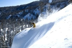 Will much-needed snowfall arrive today at Lake Tahoe ski resorts?