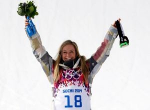 Lake Tahoe's Jamie Anderson captures gold medal in Women's Slopestyle