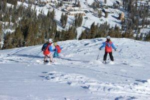 Kirkwood ski resort in Lake Tahoe reporting 9 feet of new snow in past 12 days