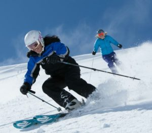 Women's ski camp March 2-4 at Squaw Valley, Alpine Meadows