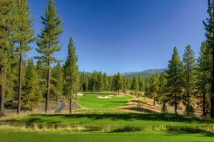 Golf shot 1