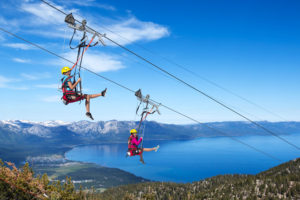 Heavenly Mountain Resort opens 3 new rope challenge courses