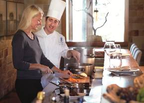 Ritz-Carlton, Lake Tahoe offering culinary adventures