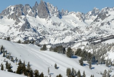 New United Airlines flight routes provide access to Mammoth Mountain ski resort