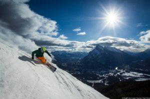 Mountain Collective ski pass adds  Ski Banff