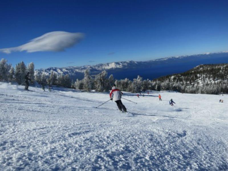 Ski Resorts Still Open Ski Resort's Opening Day a