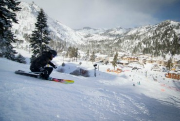 Squaw Valley ski resort creating new tree-skiing area