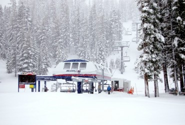 Mt. Rose ski resort opens new terrain after 21 inches of new snow