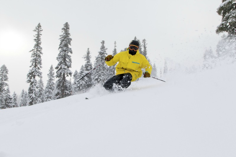 Northstar ski resort reporting 31 inches of new snow ...