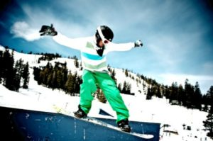Dodge Ridge ski resort is a smaller ski resort and unlike many larger places, doesn't have snow-making equipment.