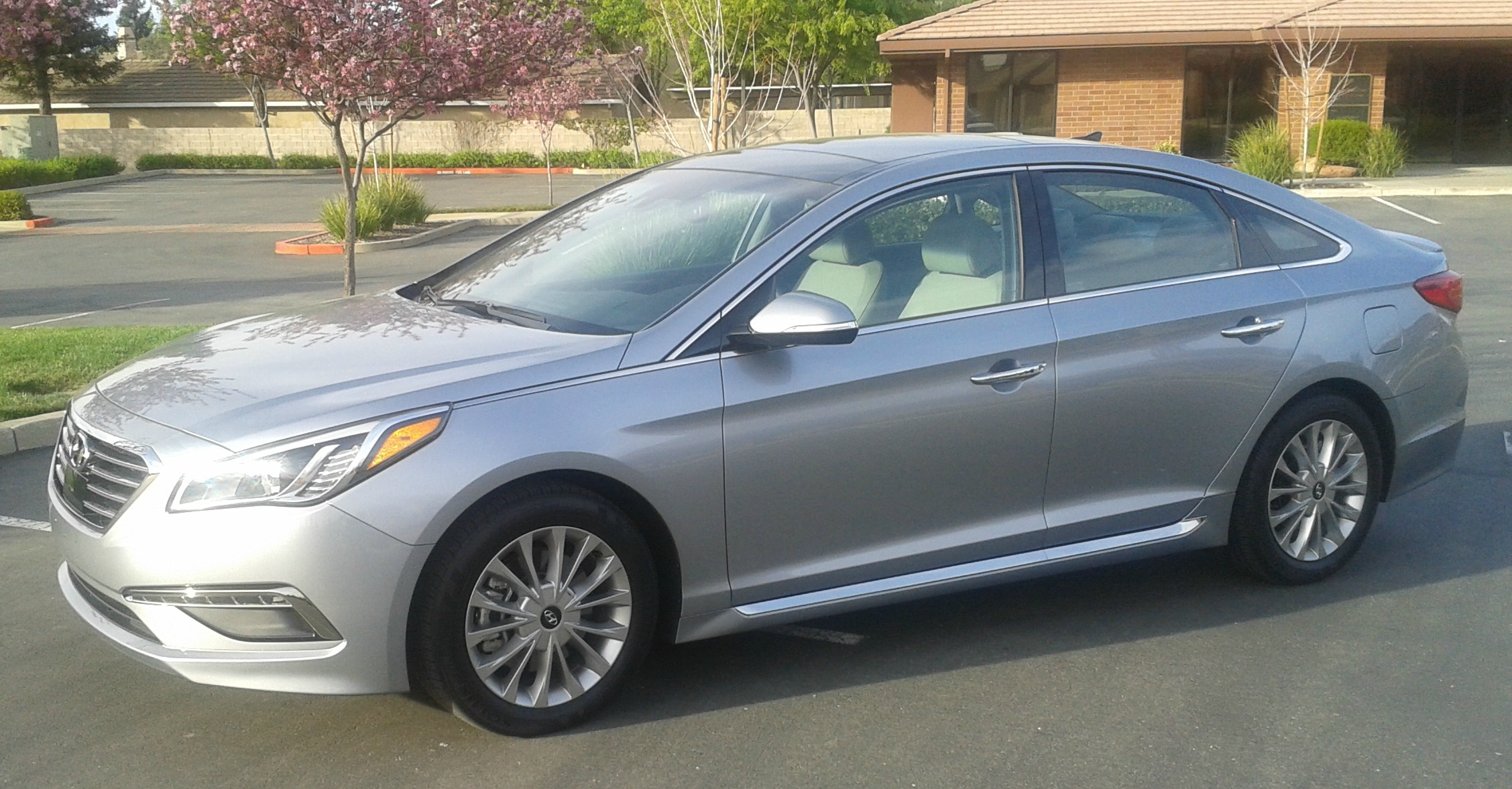 Hyundai Drivetrain Warranty 2015 Hyundai Sonata Delivers