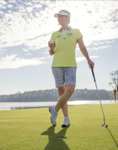 Receive golf tips from Annika Sorenstam at Ritz-Carlton Lake Tahoe