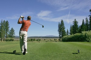 Father's Day at Northstar Golf Course