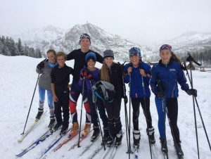 Cross Country skiing training offered in Lake Tahoe