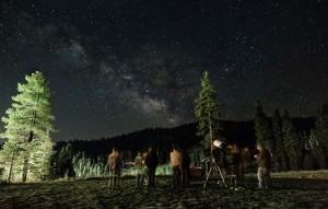 Ritz-Carlton Lake Tahoe hosts Perseid Meteor Shower viewing