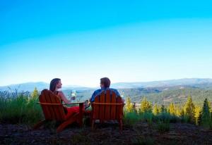Fall great time to vacation at Ritz-Carlton Lake Tahoe