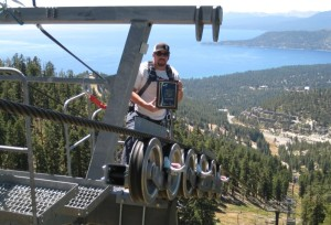 Diamond Peak lift operator Vincent Murillo honored