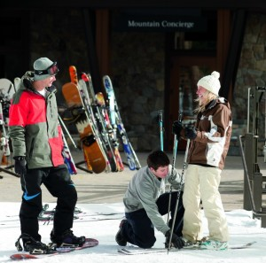 A ski valet is part of the package that... 			</div> 				<a href=