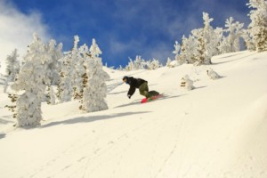 Level 7 skiers are proficient at controlling their speed and demonstrate rhythm on moderate black diamond trails. But they are also looking to take on more challenging terrain and seek to improve their overall proficiency.