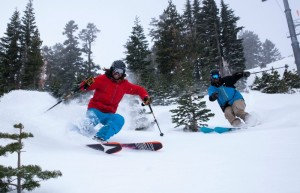 Lake Tahoe Snow Report: Resorts received 1-2 feet of new snow