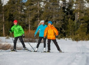 Many Lake Tahoe cross-country ski areas open
