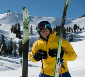 Jonny Moseley: Still a big deal at Squaw Valley