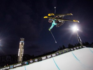 He will compete at X Games for the first time. Smaine took gold at the Freestyle Ski and Snowboard World Championships last January... 				</div> 						<a href=