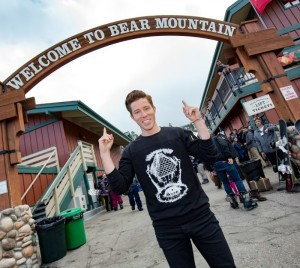Shaun White returning home to Mammoth Resorts