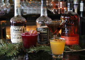 The inaugural Whiskey Dinner will feature in-house bartending expert Lynn Jackson, who will be available to answer whiskey and cocktail questions. Jackson will be accompanied by Dickel and Bulleit ambassadors, who will add their expertise on tasting and profile notes.