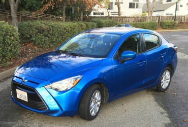 All-new Scion iA offers great gas mileage