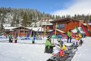 How to develop a love for skiing in your child