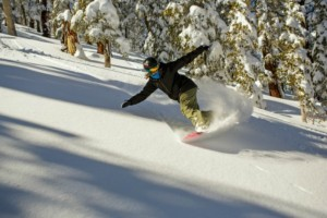Lake Tahoe ski resorts receive more than 2 feet of new snow