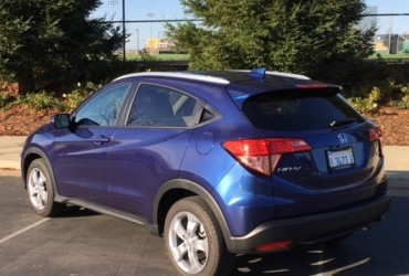 All-new Honda HR-V an impressive small SUV
