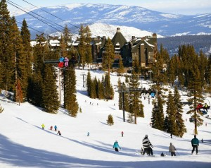 Visitor booking rates up at western ski regions