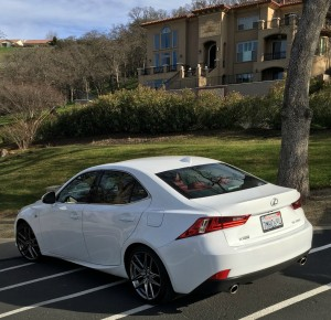 Types Of Lexus >> 2016 Lexus Is Now Offers Turbocharged Model