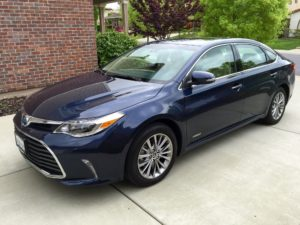 Superior The Avalon Hybrid Has A 17 Gallon Gas Tank And Can Travel Nearly 700 Miles