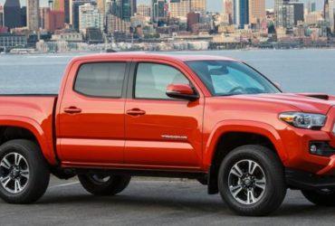 2016 Toyota Tacoma better than ever