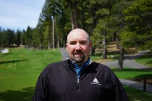 James Murtagh was recently named the new manager at Tahoe Donner Golf Course.
