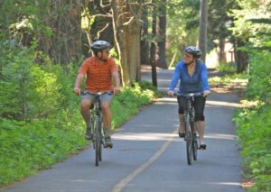 Numerous summer activities at Lake Tahoe's West Shore