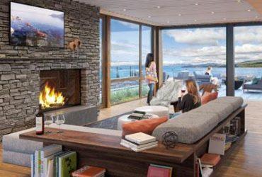 Ritz-Carlton Lake Tahoe building luxury Lake Club
