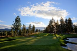 Old Greenwood is a Jack Nicklaus-designed golf course that is situated amid 600 acres of majestic pines.