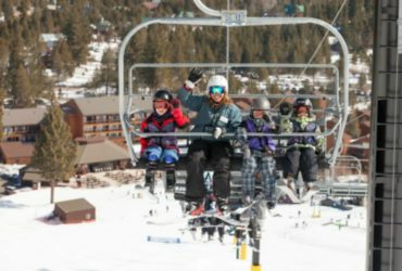 Tahoe Donner Downhill Ski Area opens